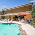 Swimming pool at Qaulity Inn & Suites Seabrook