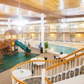 Swimming pool at Quailty Inn & Suites