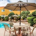 Swimming pool at Quality Hotel Americana Nogales