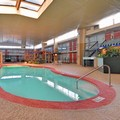 Swimming pool at Quality Hotel Houma