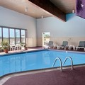 Swimming pool at Quality Inn