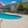 Swimming pool at Quality Inn Austintown / Youngstown West