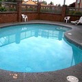 Swimming pool at Quality Inn Centralia