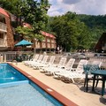 Swimming pool at Quality Inn Creekside