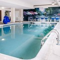 Swimming pool at Quality Inn Gettysburg Battlefield