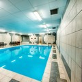 Swimming pool at Quality Inn Halifax Airport