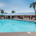 Swimming pool at Quality Inn Hinesville Fort Stewart Area