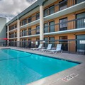 Swimming pool at Quality Inn Hotel & Suites Ft. Worth West