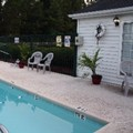 Swimming pool at Quality Inn Jesup