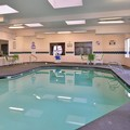 Swimming pool at Quality Inn Kennewick