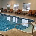 Swimming pool at Quality Inn Loudon Concord