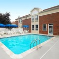 Swimming pool at Quality Inn Mystic