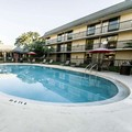 Swimming pool at Quality Inn Ocala