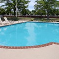 Swimming pool at Quality Inn Olde Towne