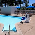 Pool image of Quality Inn Pittsburgh Cranberry