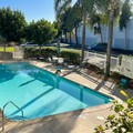 Swimming pool at Quality Inn Placentia Anaheim Fullerton