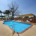 Swimming pool at Quality Inn Rgv Mcallen / Pharr / Mission