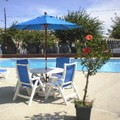 Swimming pool at Quality Inn Riverfront