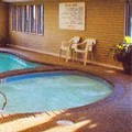 Swimming pool at Quality Inn Saint Ignace