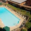 Swimming pool at Quality Inn Skyline Drive