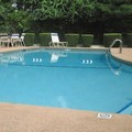Swimming pool at Quality Inn Spring Valley