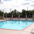 Swimming pool at Quality Inn & Suites Airport