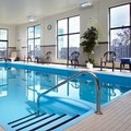Swimming pool at Quality Inn & Suites Brossard