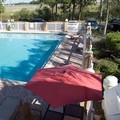 Swimming pool at Quality Inn & Suites Clearwater