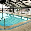 Swimming pool at Quality Inn & Suites Conference Centre