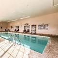 Swimming pool at Quality Inn & Suites Flat Rock