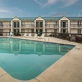 Swimming pool at Quality Inn & Suites Hanes Mall