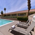 Swimming pool at Quality Inn & Suites Indio I 10