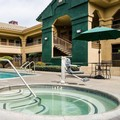 Swimming pool at Quality Inn & Suites Lathrop South Stockton