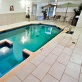 Swimming pool at Quality Inn & Suites Le Versailles