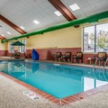 Swimming pool at Quality Inn & Suites Mall of America / Msp Airport