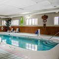 Swimming pool at Quality Inn & Suites Medina Akron South