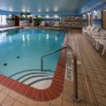 Swimming pool at Quality Inn & Suites Near University