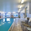 Swimming pool at Quality Inn & Suites Northampton Amherst