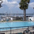 Swimming pool at Quality Inn & Suites Riverfront
