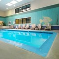 Swimming pool at Quality Inn & Suites / Sandhills Convention Center