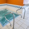 Swimming pool at Quality Inn & Suites South
