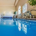 Swimming pool at Quality Inn & Suites Steamboat Springs