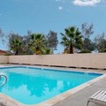 Swimming pool at Quality Inn & Suites Vacaville