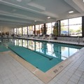 Swimming pool at Quality Inn & Suites of Waterford
