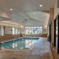 Swimming pool at Quality Inn Valley Suites