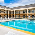 Swimming pool at Quality Inn at Arlington Highlands
