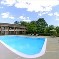 Swimming pool at Quality Inn at Fort Lee