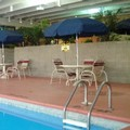 Swimming pool at Radisson