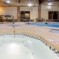 Swimming pool at Radisson Hotel Billings
