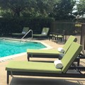 Swimming pool at Radisson Hotel Dallas North Addison.